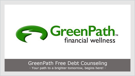 GreenPath free debt counseling - your path to a brighter future begin here