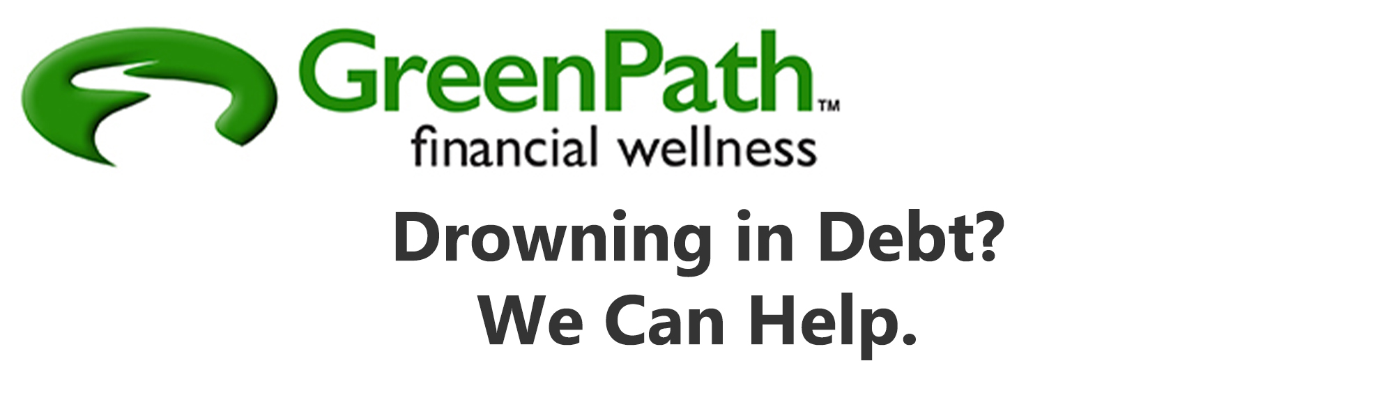 Drowning in Debt? We can Help.