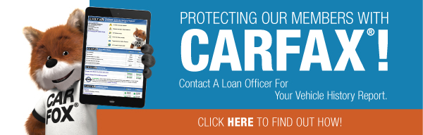 Find out about CARFAX. Call MCFCU at 928-753-8000 today!